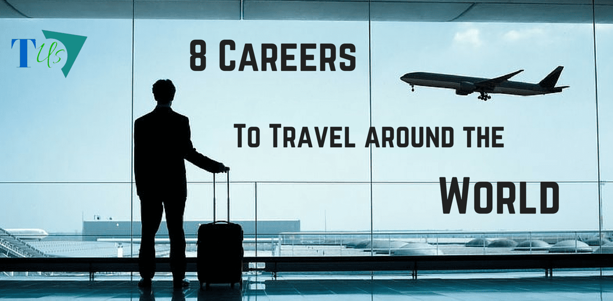 jobs that make you fly around the world, around the globe, flyinf, travelling, travelling career by trendingus