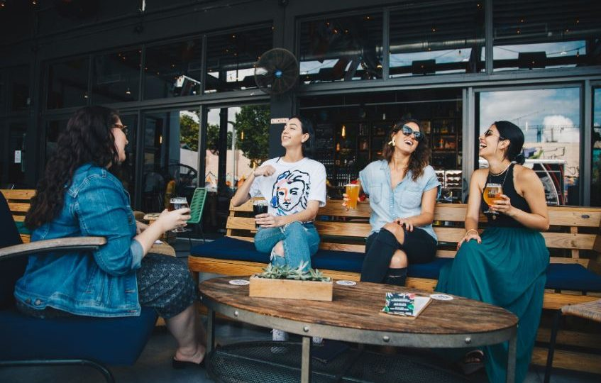 Group Of Woman Talking With Each Other   Things To Do When You Turn 18