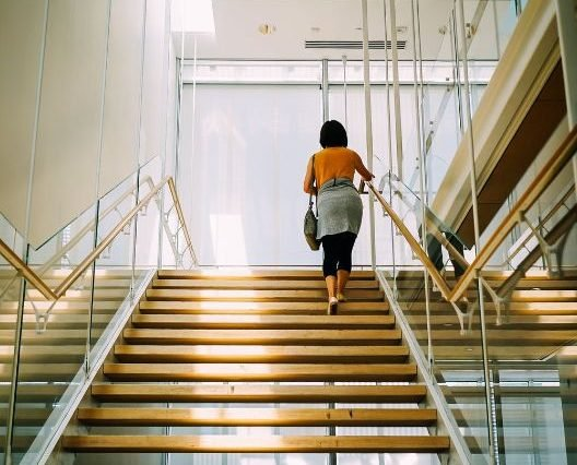 Choosing Stairs Stay Fit On Vacation