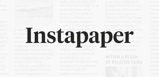 Instapaper - Useful apps and websites for students