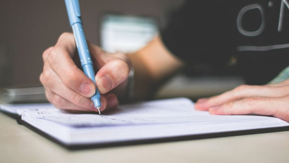 Writing To Study In Less Time For Exams