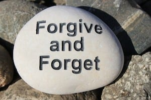 Trendingus Forgive and forget
