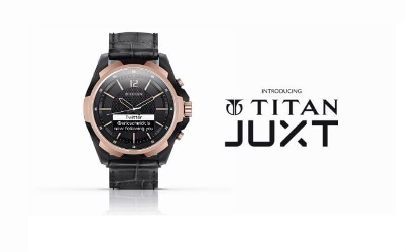Trending US smartwatch Juxt