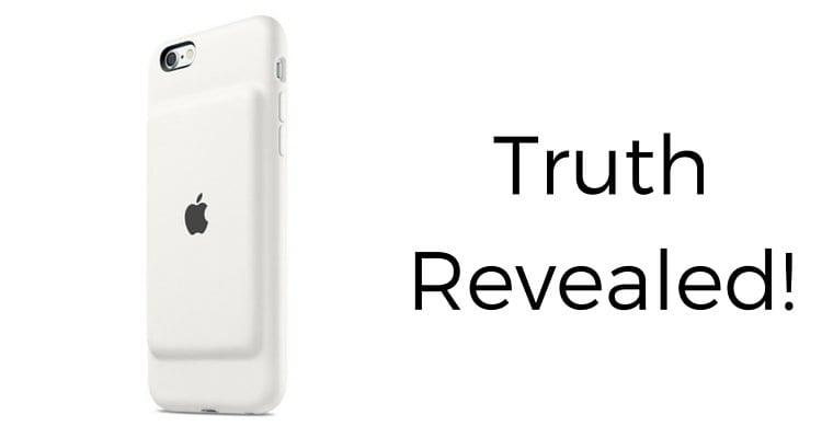 Apple Reveals The Biggest Secret of iPhone Battery