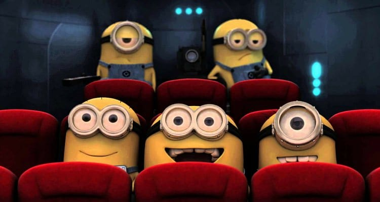 Watch movies on vacations