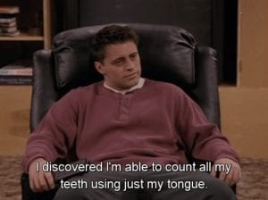Friends-joey-discovery