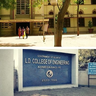 MG and LD college