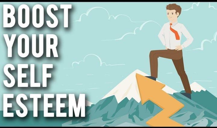 How To Build High Self Esteem