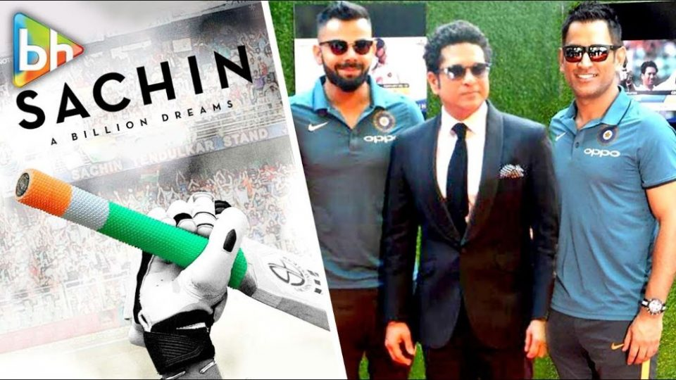 Sachin Tendulkar, MS Dhoni, Virat Kohli Together At A Ceremony Why Hard Work Is Important