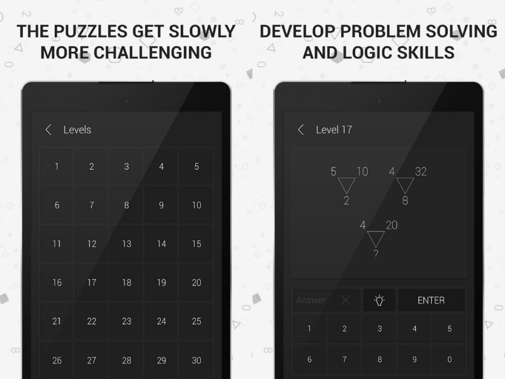 Math Riddles And Puzzles Math Games