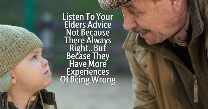 listen to advice responsible teenager