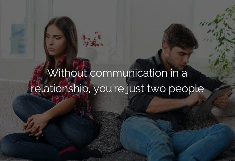 relationship communication importance