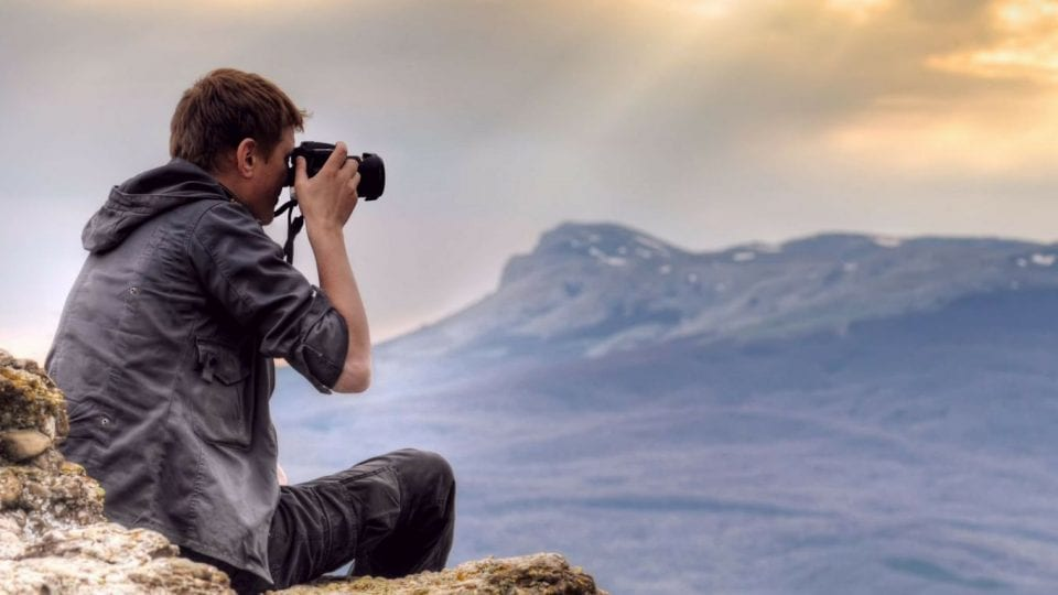 things photographers should not do