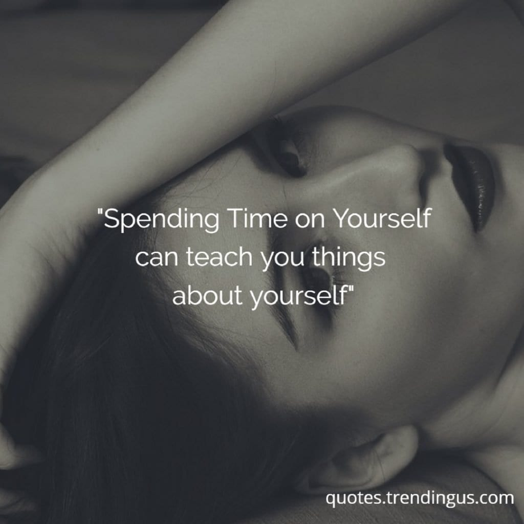 Time for yourself