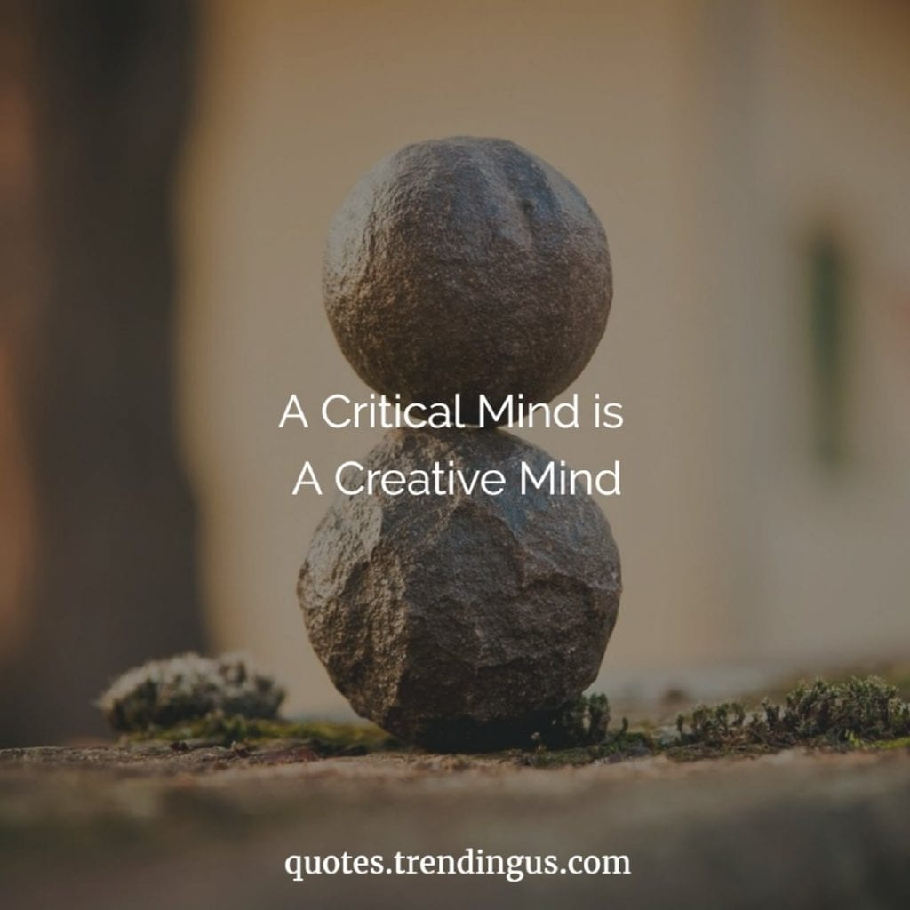 critical thinking involves being able to Explore lifehack for similar articles to help you improve your life critical thinking involves being able to process information independently and to think.