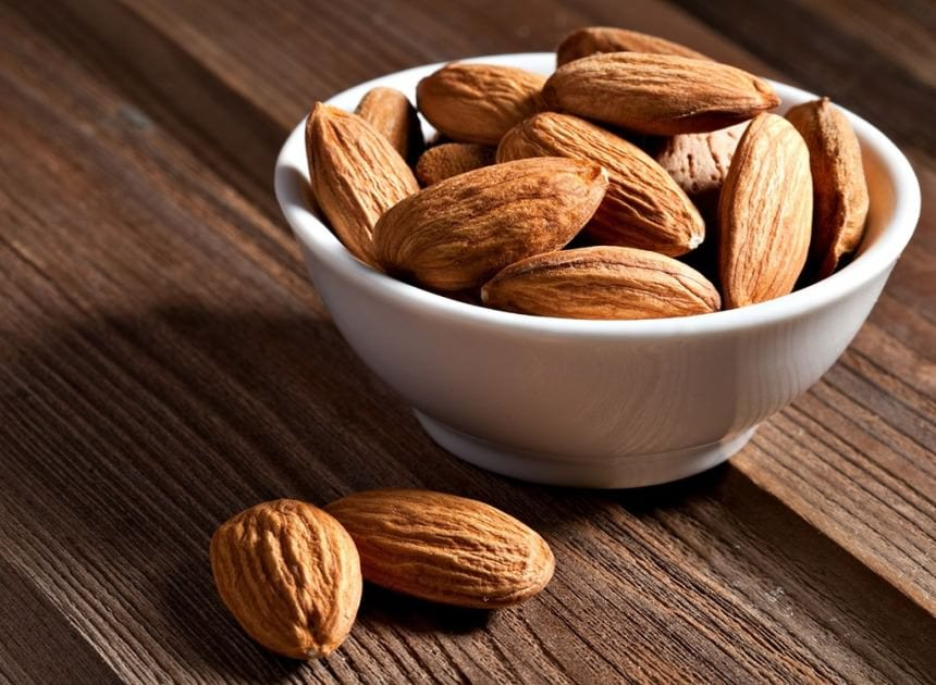 almonds healthy fat for weight loss