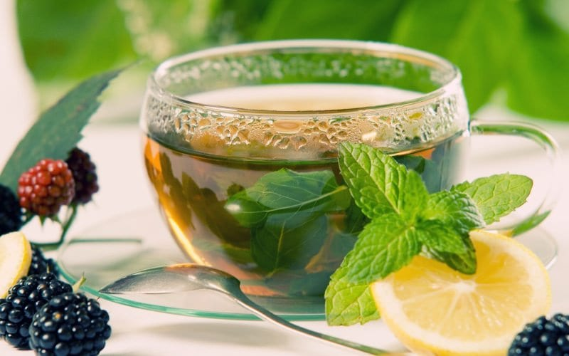 drinking habits green tea