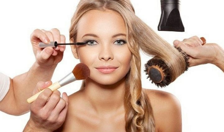 quick salon fix for woman devyaani