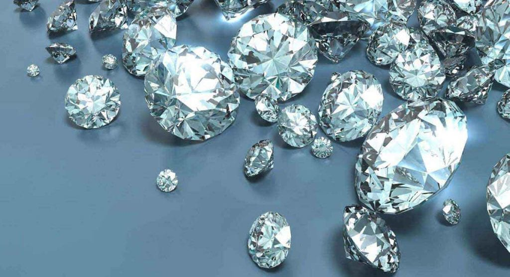 Diamond Shapes That Appear Larger Than They Are