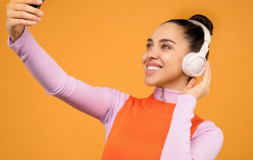Women Wearing A Headphone Things To Do Before Going To A Concert