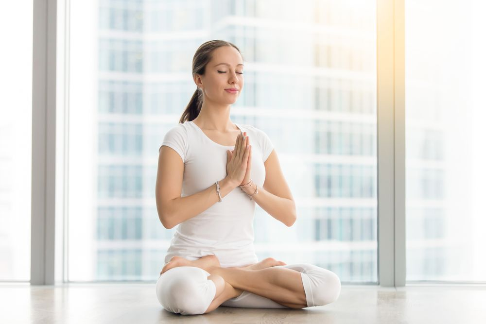 yoga and weight loss together