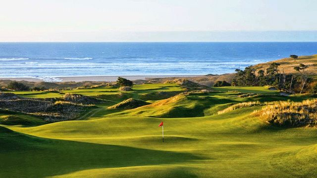 Link Style Golf Course Different Types Of Golf Courses