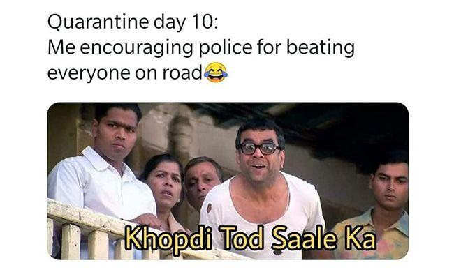 Lockdown/Quarantine Memes - baburav - trending memes