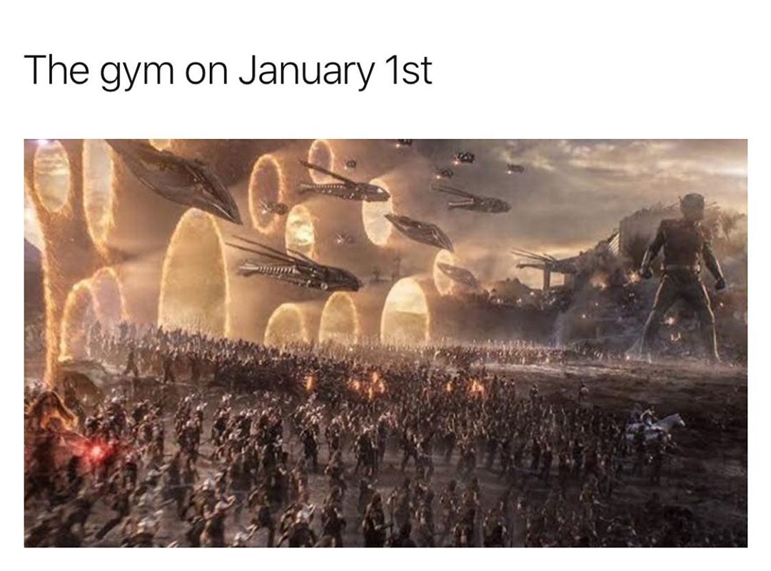 New Year Resolutions Memes