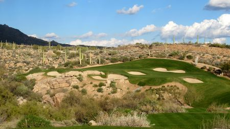 Desert Golf Course Different Types Of Golf Courses