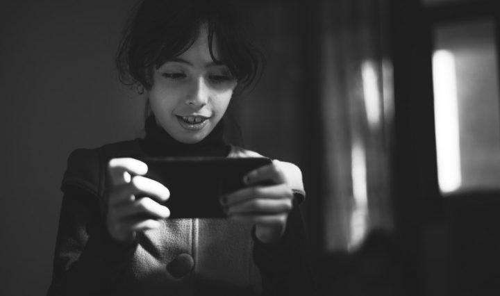 technology helps children of divorce