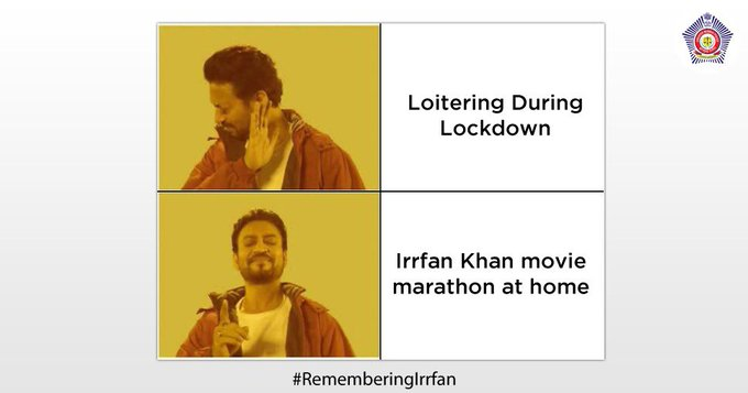 Top Irrfan Khan Meme