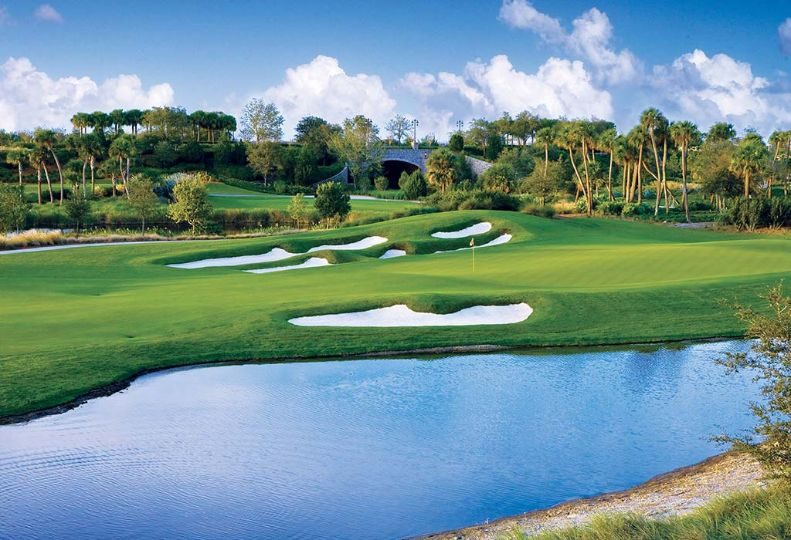 Parkland Golf Course Different Types Of Golf Courses