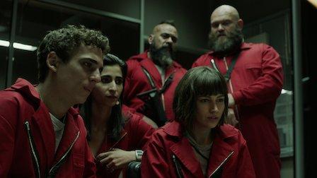 Money Heist Netflix Trending Series 2020