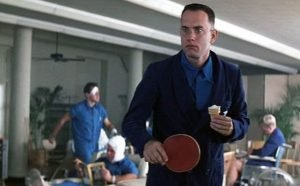 Forrest Gump - Table Tennis Inspirational Quotes