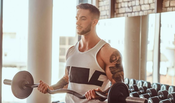 How to Work Out With New Tattoo