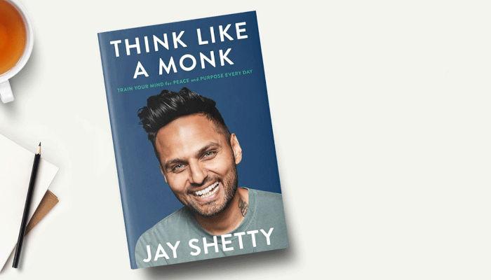 Jay Shetty Think Like A Monk
