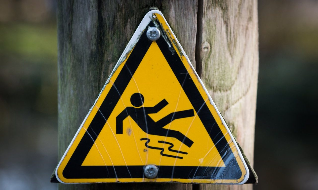 Slip And Fall Legal Case