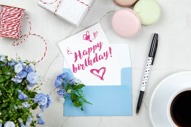 Write A Handwritten Birthday Wishes And Messages