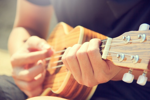 Learn To Play A Musical Instrument.