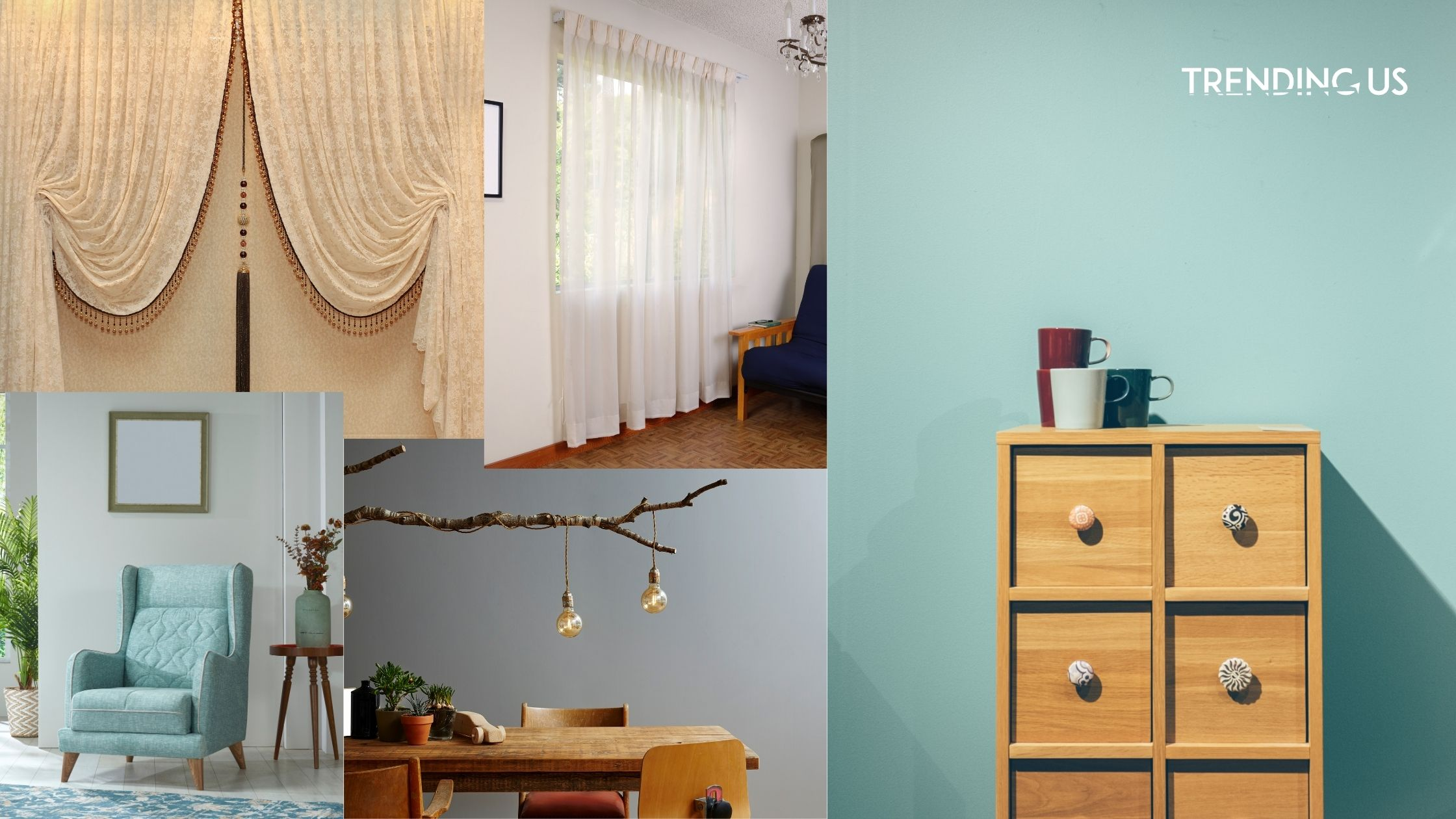 Accent Furniture And Drapes