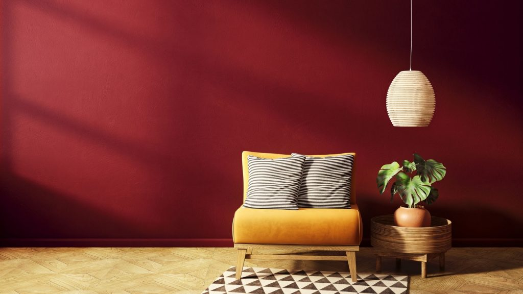 Top Interior Design Trends for 2021- Colours and Themes