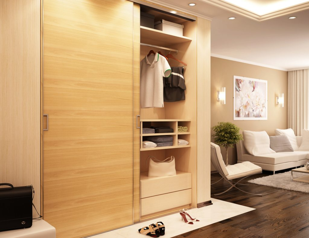 The Different Types of Closet Doors for Your Home