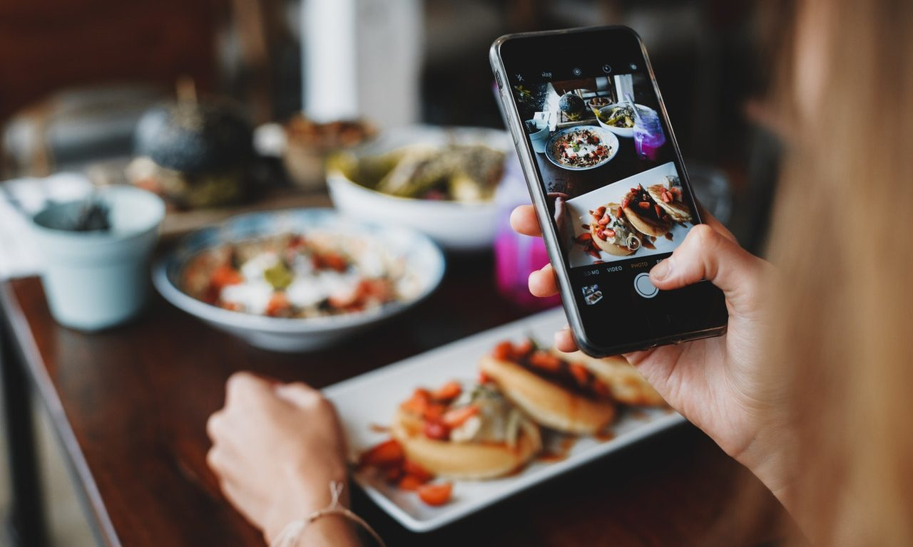Comments For Food Posts On Social Media