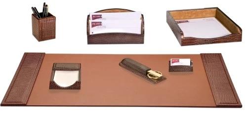Leather Stationery Kit