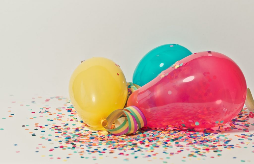 Birthday Balloons: Why Are They So Popular?
