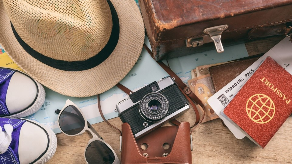 Travelling Travel With Trend