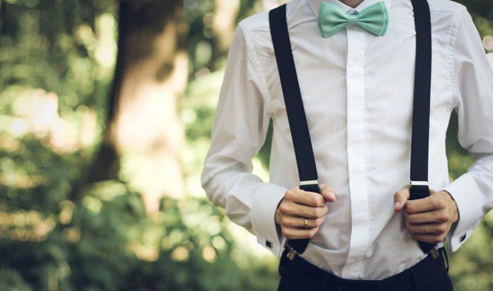 Trending Men's Suspenders
