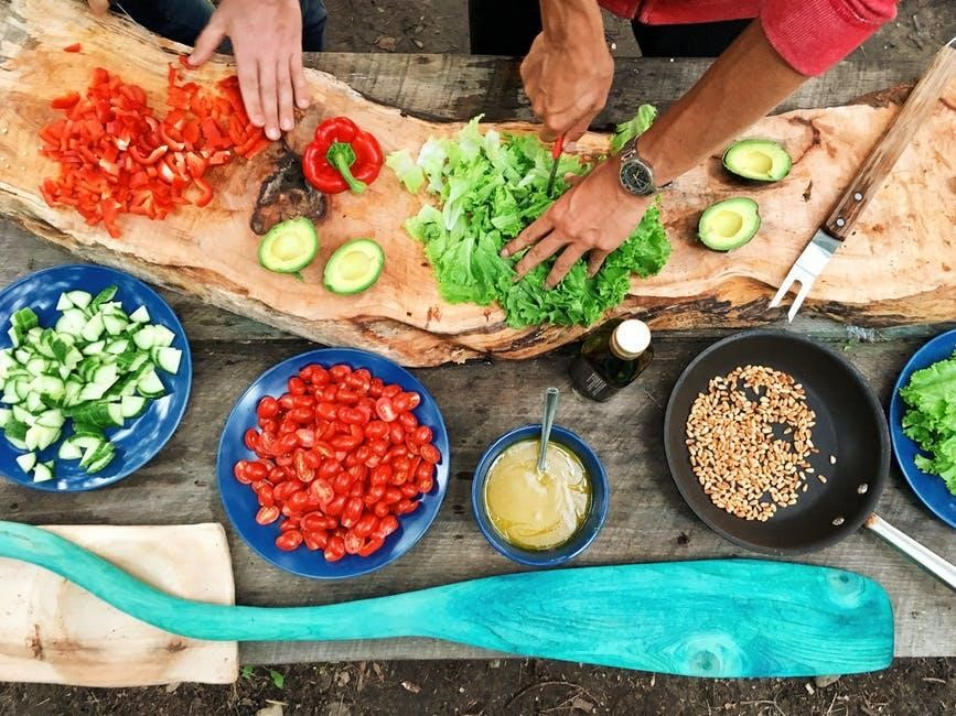 Ingredients And Recipes For Easy Healthy Cooking