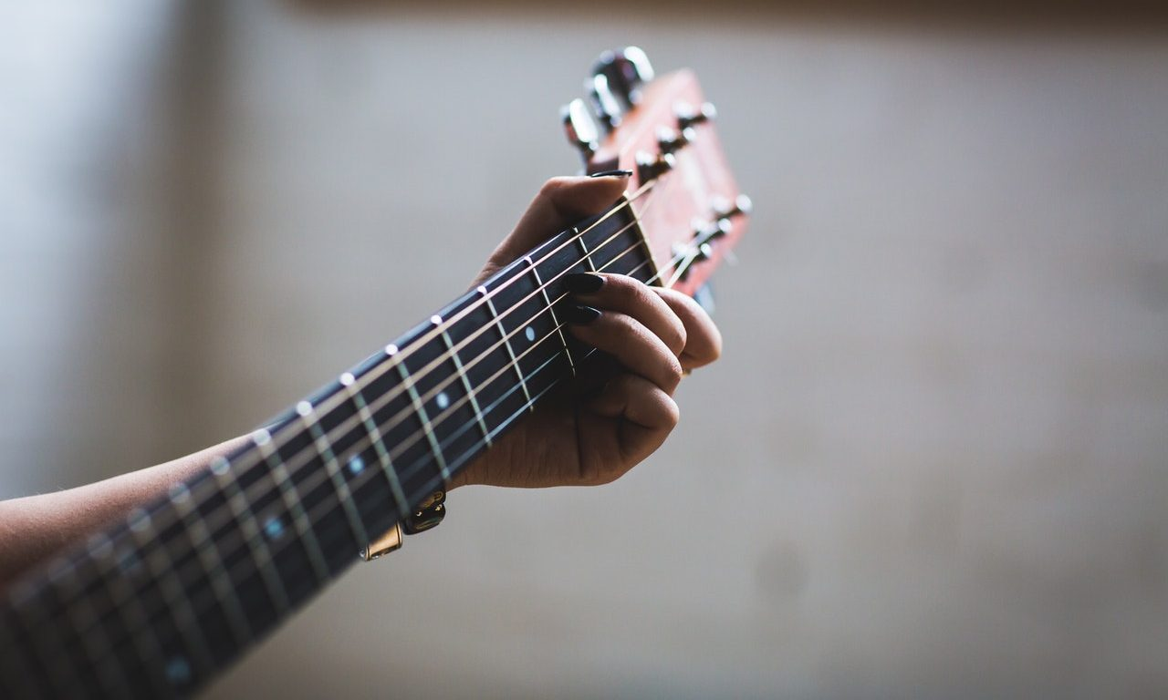 Tech That Helps To Practice Guitar